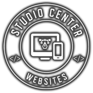 Studio Center Websites alternate logo