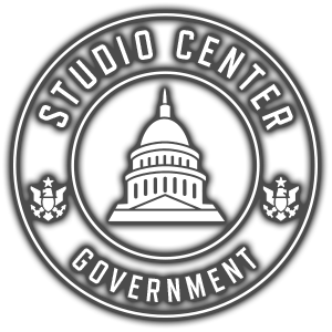 Studio Center Government alternate logo