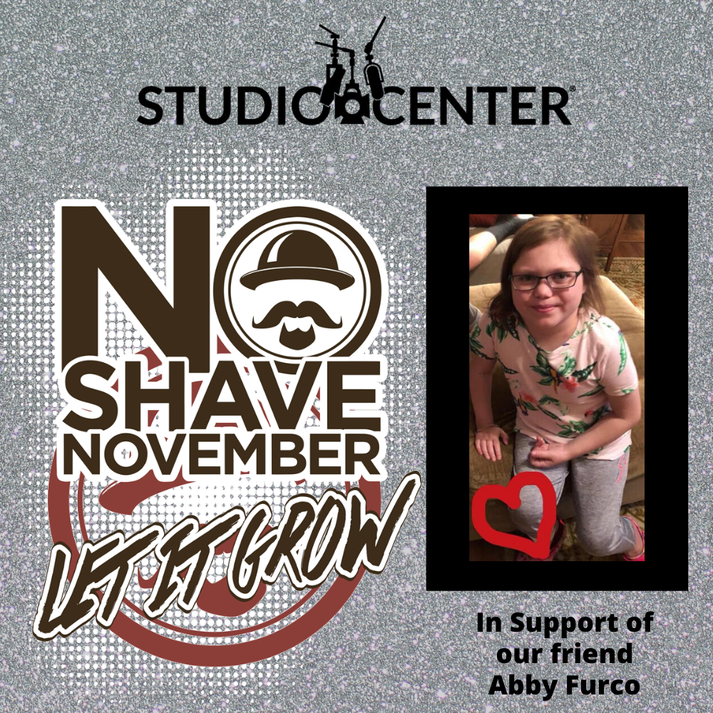 graphic for No Shave Nov.