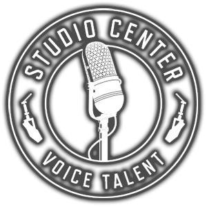 Studio Center Voice Talent alternate logo