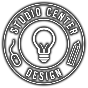 Studio Center Design alternate logo
