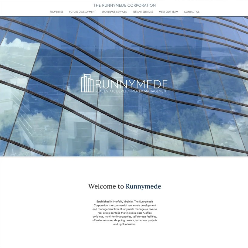Runnymede home page picture