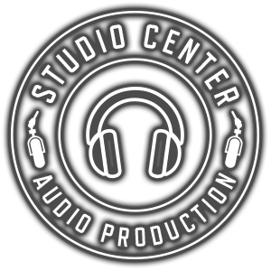 Studio Center Audio Production alternate logo