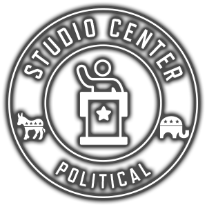 Studio Center Political alternate logo