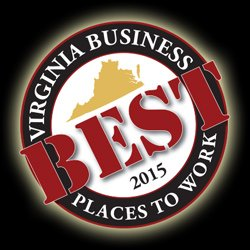 Best Places to Work logo 2015