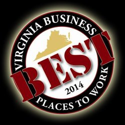 2014 best Place to Work emblem