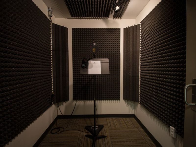 DC audio booth