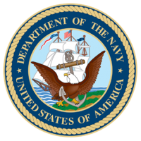 government navy logo