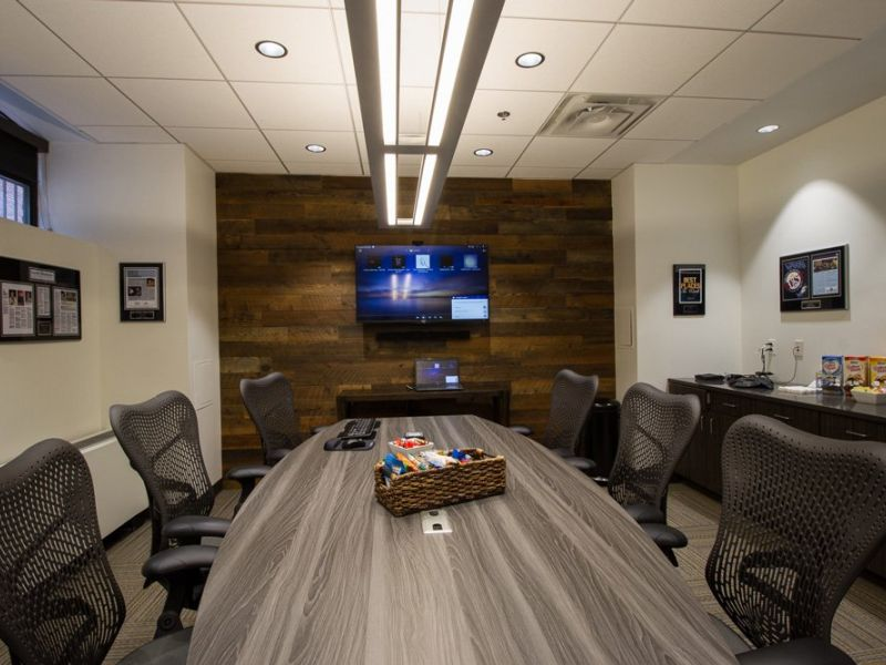 conference room in DC office