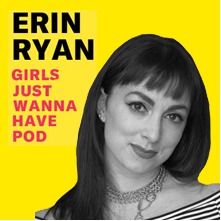 girls wanna have pod podcast graphic