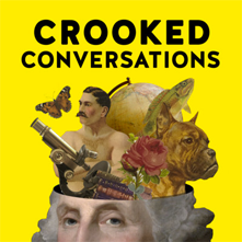 crooked conversations podcast graphic