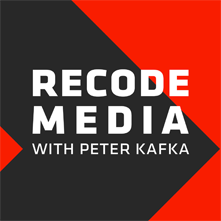 recode media podcast graphic