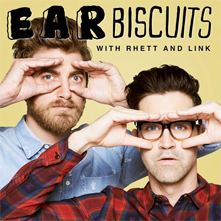 ear biscuits podcast graphic